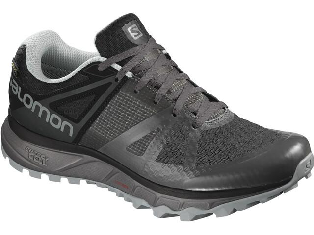 San Francisco 2e17e 78a22 Salomon Trailster GTX Shoes Men magnet/black/quarry